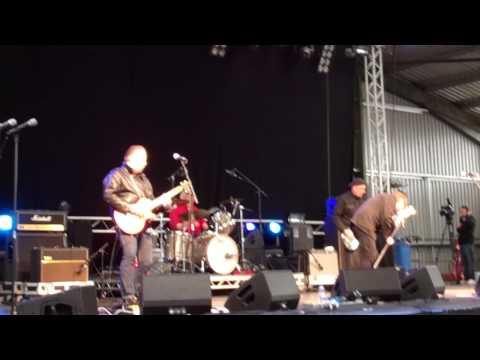Diddums Band Big Stooshie Music Festival Fife Scotland May 4th