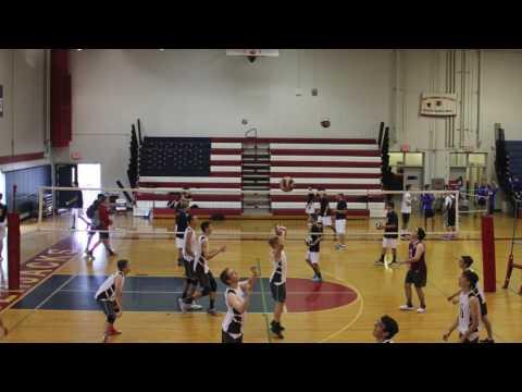 Boys Volleyball Music