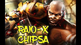 ANÁLISE DO DOOMFIST DO CHIPSA - RAIO X OVERWATCH