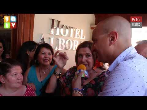 Caseta Los Buyitas Feria Real Algeciras 2019 Lunes
