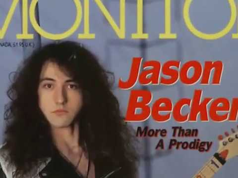 TRIBUTO A JASON BECKER UN GENIO MUSICAL