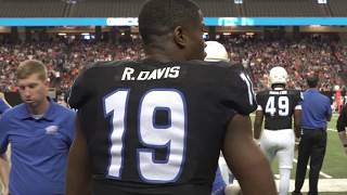 Robert Davis' Journey from Georgia State to the NFL