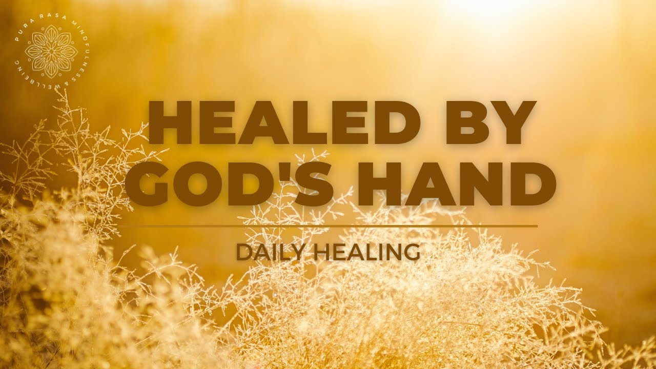 Download Surrendering To God's Healing Hand • Daily Healing • Guided Meditation