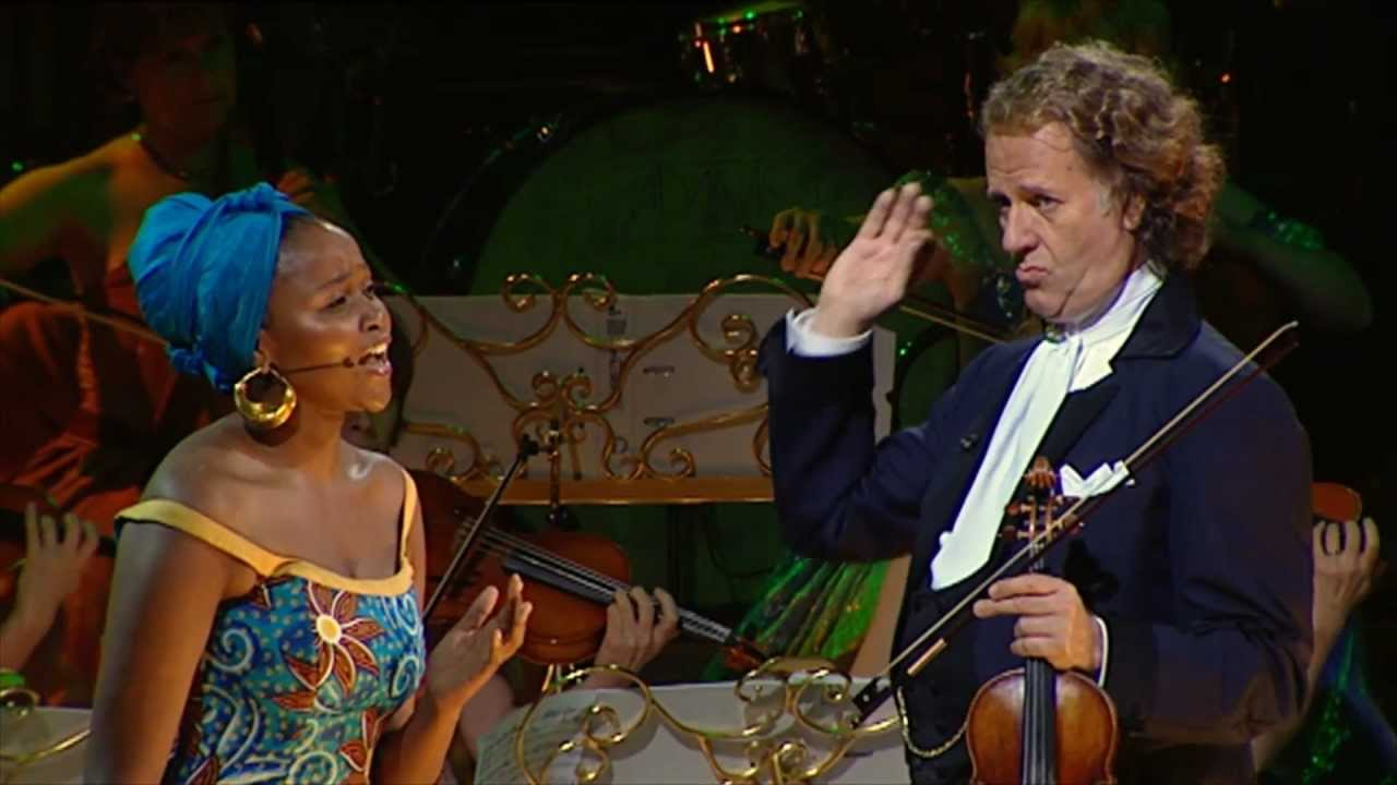 Andre Rieu My African Dream Live In South Africa Youtube