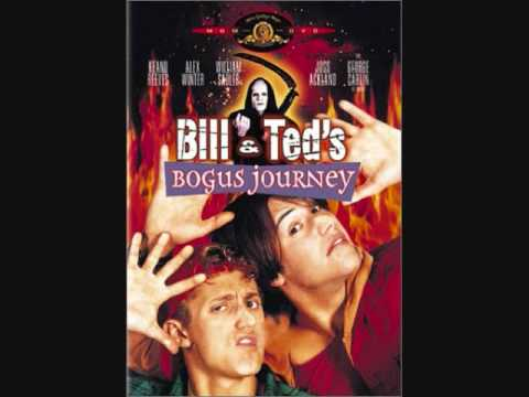 Steve Vai - The Reaper (From Bill&Ted's Bogus Journey)