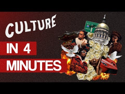 Cover Art In 4 Minutes - CULTURE 'MIGOS'