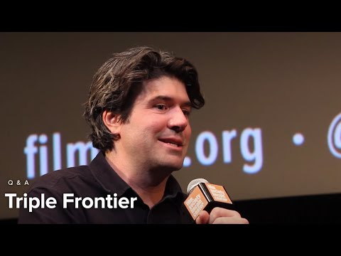 J.C. Chandor on Triple Frontier, Reuniting with Oscar Isaac, and Netflix