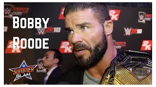 NXT Champion Bobby Roode: I'm Setting the Standard for this Company