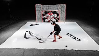 Hockey Home Training Center from HockeyShot