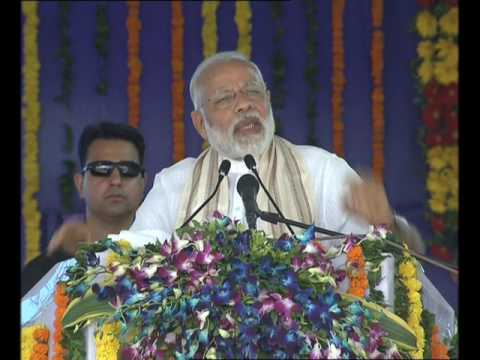 PM Modi's Speech at Inauguration of Kiran Multi specialty Hospital, Surat (Gujarat)
