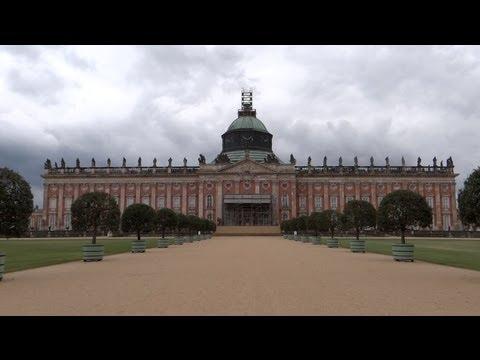 Potsdam, Germany - Neues Palais & Schloss Sanssouci HD (2013)