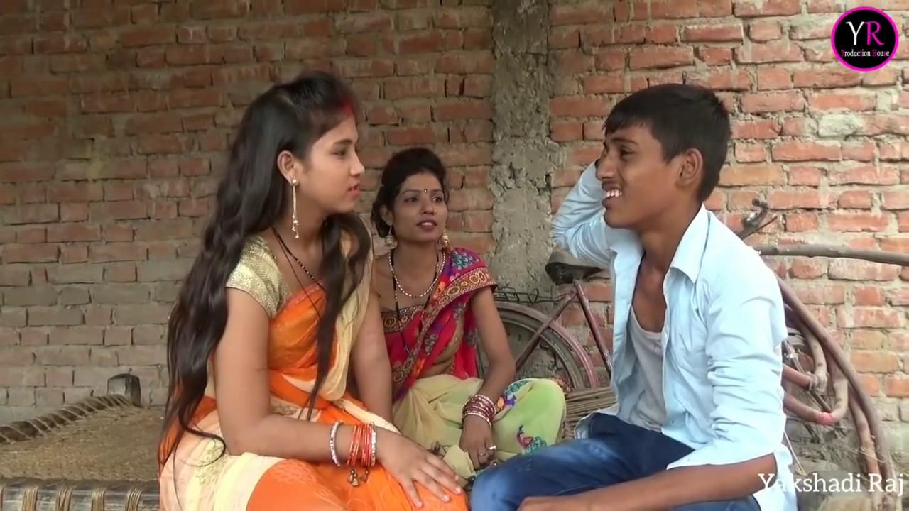 Download Comedy Video    ऐ भऊजी जाए द    Shivani Singh & Khushi Singh,