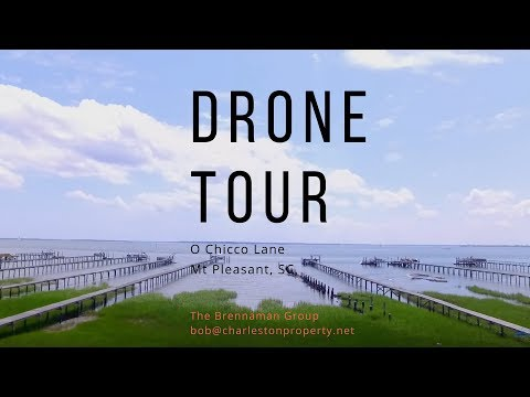 0 Chicco Lane, Mount Pleasant, SC (Drone Tours w/ Bob)