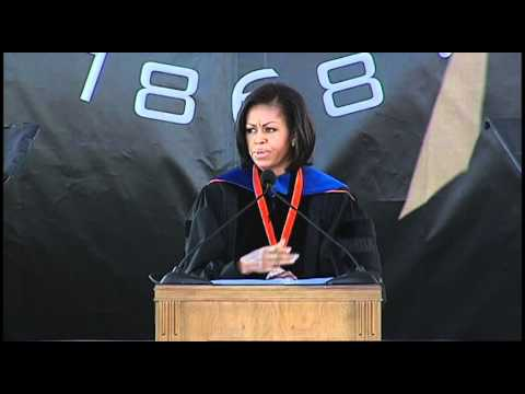 Michelle Obama Oregon State Commencement Address