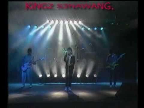 Lagenda Rock  May - Sendiri Live