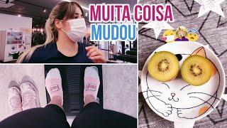 """UM DIA DA MINHA ROTINA """"FITNESS""""   ALIMENTAÇÃO + TREINO *vlog* #1"""