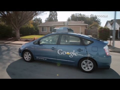 The tech behind Google's driverless car