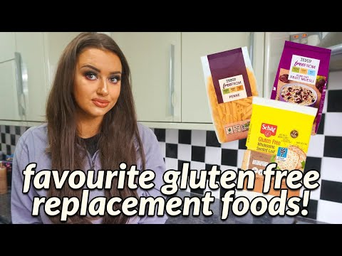 eating gluten/wheat free! how i've stopped my stomach pains and fixed my diet