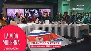 Gritan MODERNO a Albert Rivera en El Hormiguero #LaVidaModerna