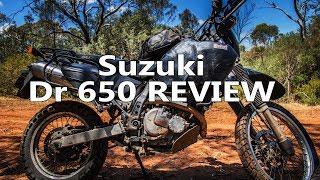 Suzuki Dr650 Review