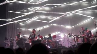 "Atoms for Peace - ""Love Will Tear Us Apart"" Live @ Fox Theater, Oakland 4/15/10"