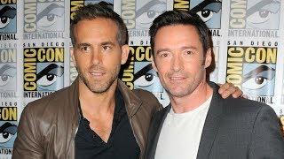 Ryan Reynolds Calls Hugh Jackman A 'fraud' As Their Funny Feud Goes On