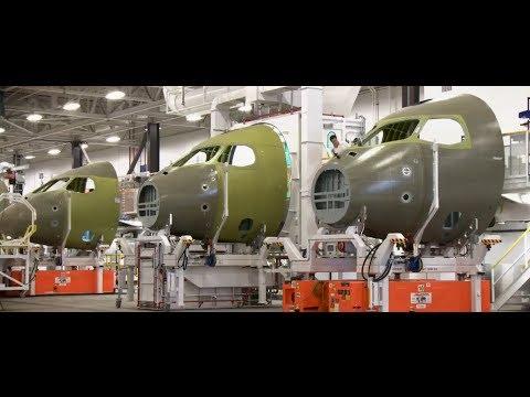 Bombardier St-Laurent Manufacturing Center