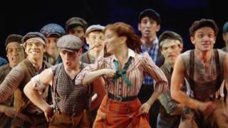 Newsies: The Broadway Musical - Trailer thumbnail