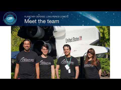 2017 FDL Talk - Team 1: Planetary Defense: Long Period Comets (SETI Talks 2017)