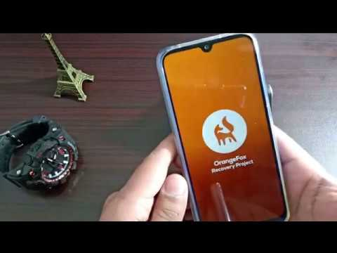 Install ORANGE FOX RECOVERY on Redmi Note 8 | Latest Guide | Watch it