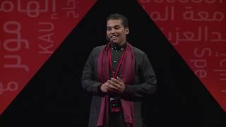 اسمِع العالَم صوتك | Abdullah Alalawi | TEDxKAU