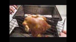 простой рецепт курицы горячего копчения