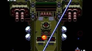 Soldier Blade HARD Mode Stage 5