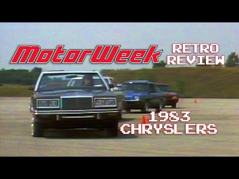 Retro Review: 1983 Chrysler Corp. Lineup