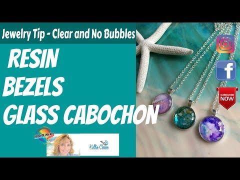 Resin Jewelry Art TIP