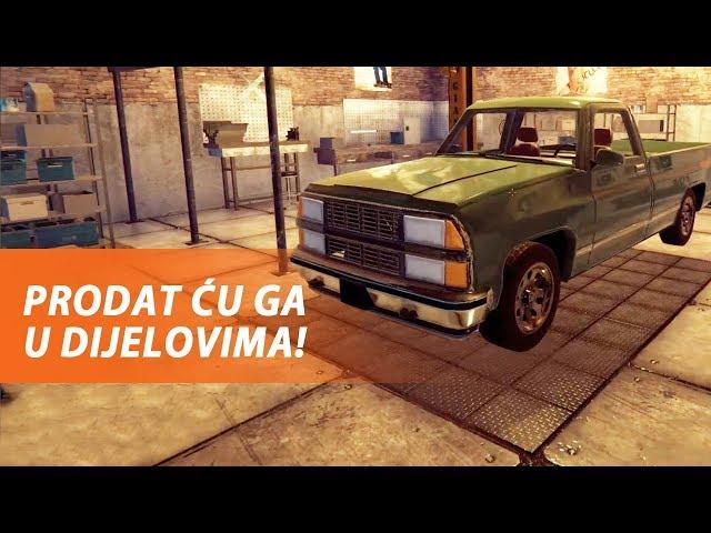 PRVI AUTO KOJI SAM UKRAO - Thief Simulator (EP11)