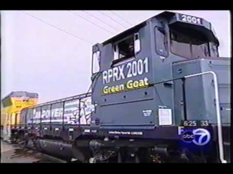 The Green Goat: An Experiment in Hybrid Locomotive Technology
