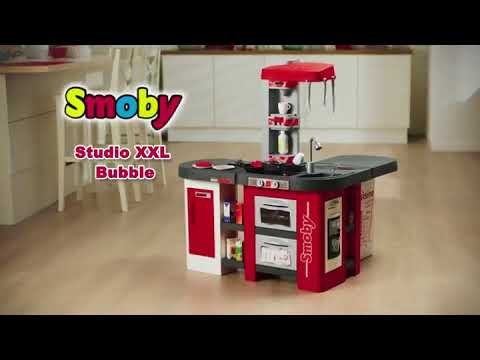 Cucina Studio Smoby Bubble Tefal XXL  YouTube
