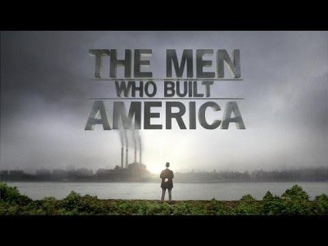 Люди, построившие Америку