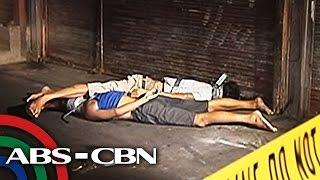 TV Patrol: Limang Sangkot Umano Sa Droga, Patay Sa Magkakahiwalay Na Operasyon
