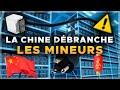 BITCOIN : LA CHINE DÉBRANCHE LES MINEURS ! 🚨