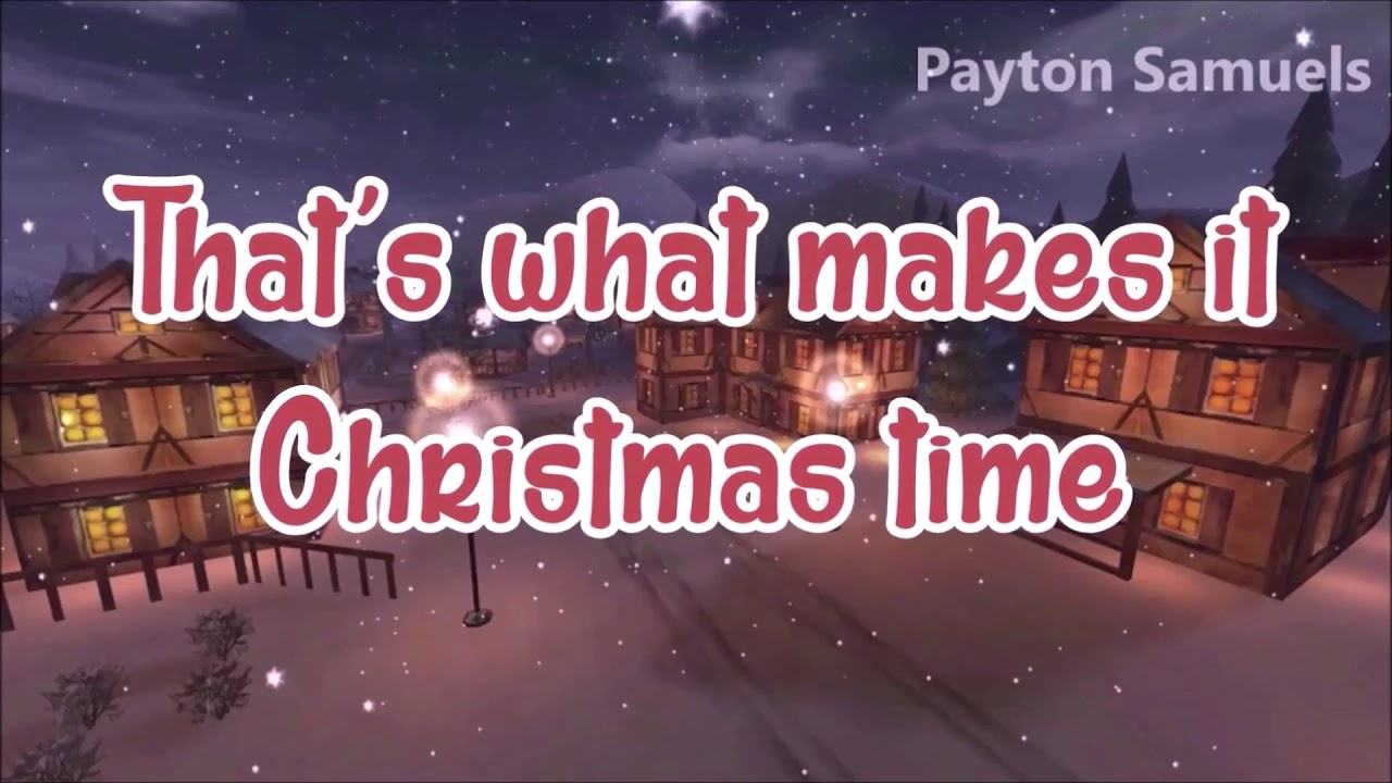 Download R5 - Christmas is Coming (Acoustic) Lyrics