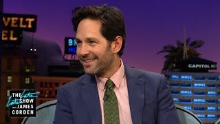 Paul Rudd Is Just a Connector Who Loves Basketball