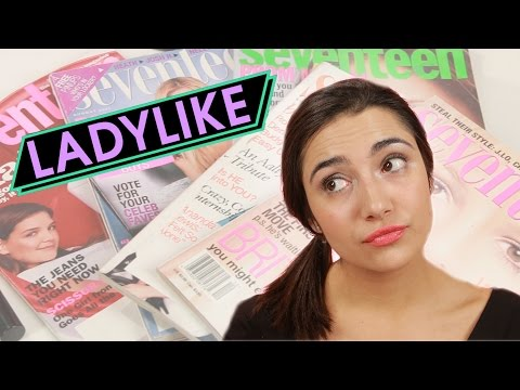 Thumbnail: Women Try Early 2000s Makeup • Ladylike