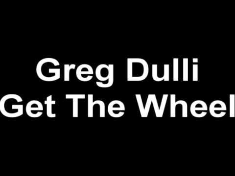 Greg Dulli - Get The Wheel