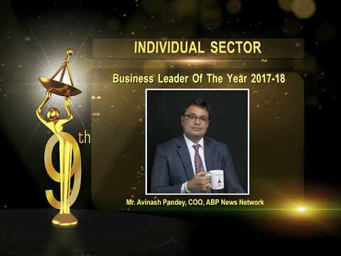 Business Leader Of The Year 2017 - 18