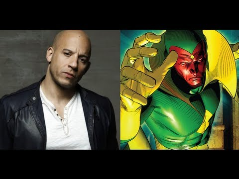 AMC Movie Talk - Vin Diesel As VISION In AVENGERS? MAGIC MIKE 2, TOY STORY 4