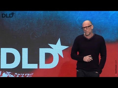 DLD Munich 19: 'Nineteen' with Scott Galloway