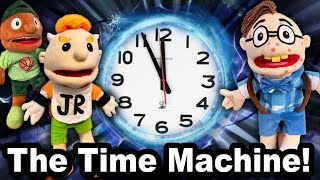 SML Movie: The Time Machine!