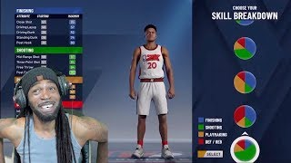 NBA 2K20 MYPLAYER BUILDER Demo LEAKED TRAILER REACTION